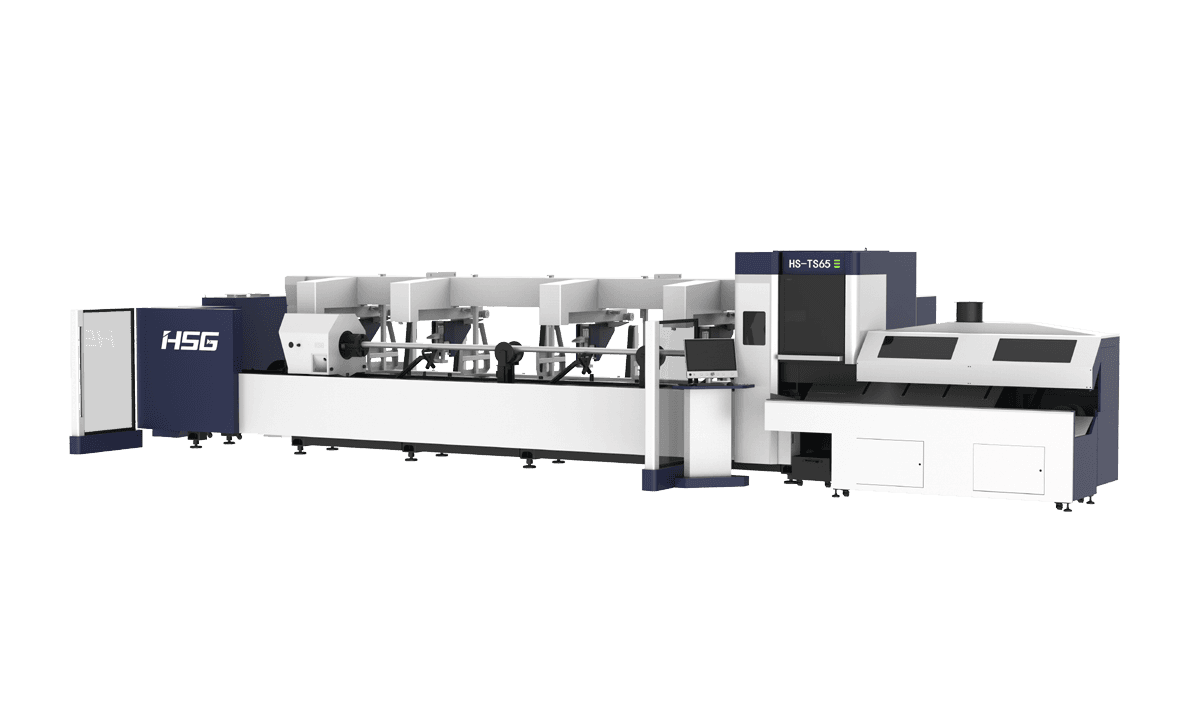 TS65 Series Ultra High Speed Laser Tube Cutting Machine