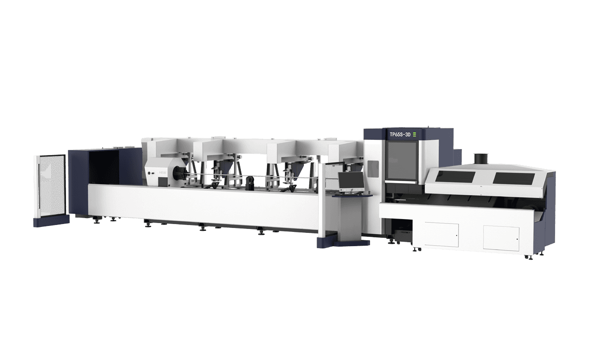 TP65S Series Groove Tube Laser Cutting Machine