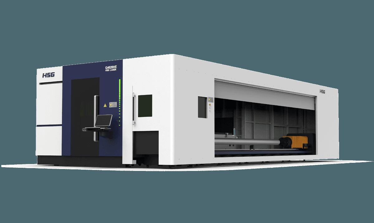 Ultra High Power Sheet & Tube Combo Laser Cutting Machine GHE Series