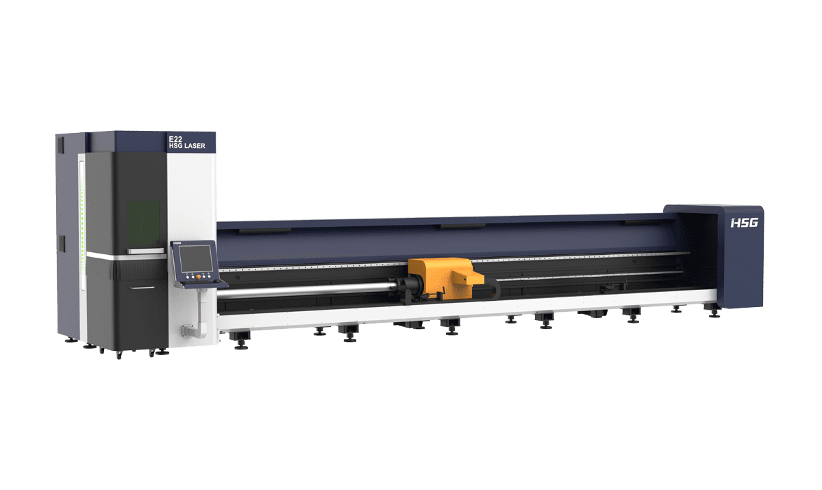 E Series Cost-Effective Tube Laser Cutting Machine