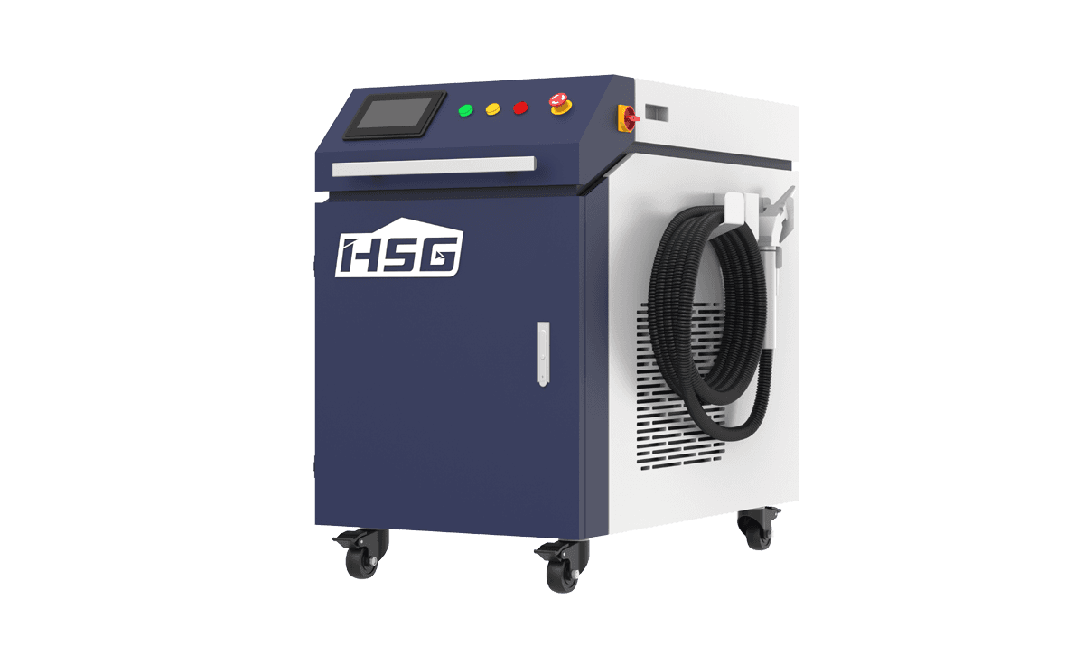 FMW Series Handheld Laser Welding Machine