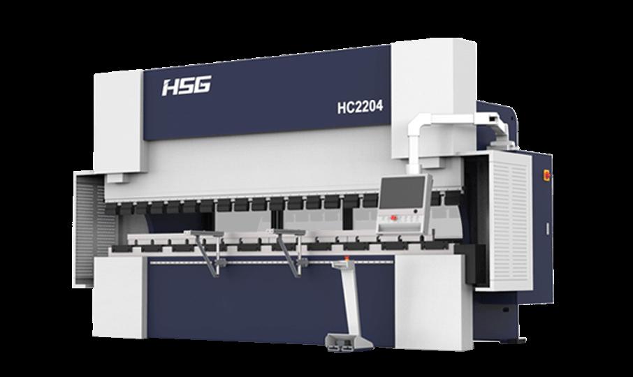 HC Series Electro Hydraulic Servo Bending Machine
