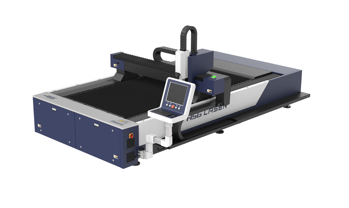 GC Series Single Platform Laser Cutting Machine