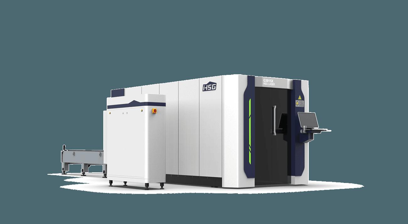 GX Series Unique Upgraded Laser Cutting Machine