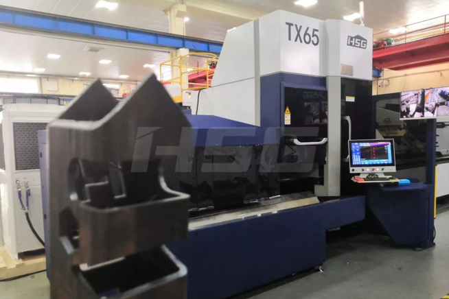The Advantages of HSG's 3D Pipe Groove Laser Cutting Machine